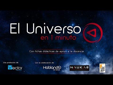 El Universo en 1 Minuto: Fichas Didácticas