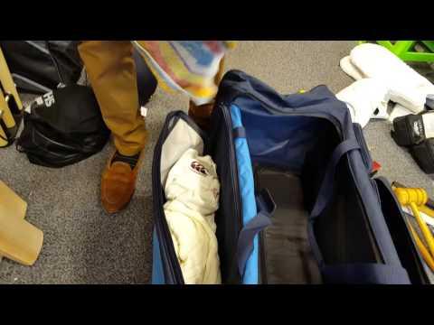 Newbery Merlin Large Wheelie Cricket Bag