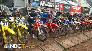 Supercross Round 13 at Salt Lake City | 450SX EXTENDED HIGHLIGHTS | 06/07/20 | Motorsports on NBC