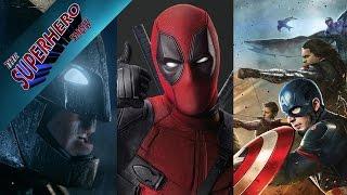 Which Superhero Movie Will Rule 2016? – The Superhero Show