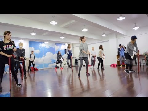 [DVD] Girls' Generation Phantasia in JAPAN - Bump It (Practice)