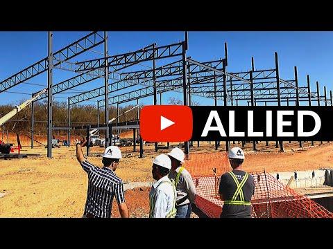 Why Allied Steel Buidlings?
