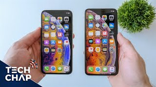 iPhone XS vs XS Max - Which Should You Buy? | The Tech Chap