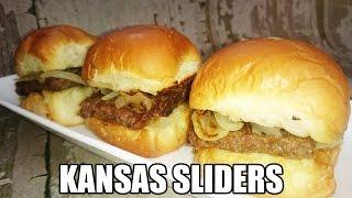 Kansas 'White Castle' Slider Recipe   Episode 143