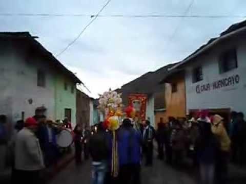 BAJADA DE REYES CASTROVIRREYNA 2014