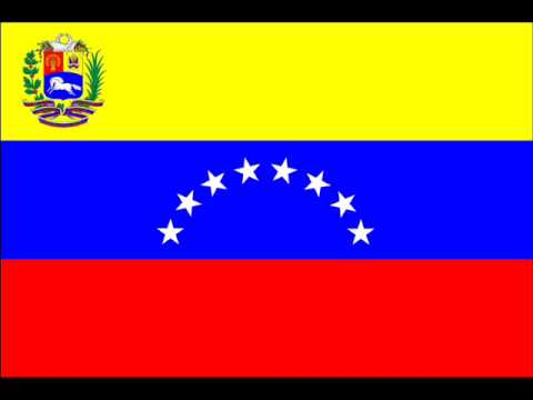NATIONAL ANTHEM OF VENEZUELA