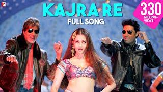 Kajra Re - Full Song   Bunty Aur Babli   Amitabh Bachchan   Abhishek Bachchan   Aishwarya Rai