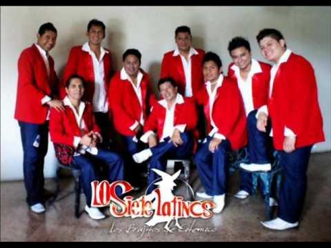 los siete latinos cd nuevo nena dame tu amor.wmv