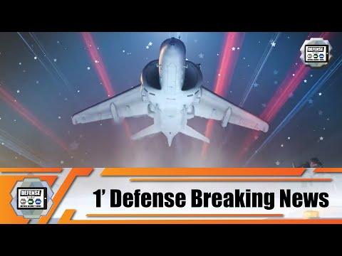 BAE Systems to support US Marine Corps AV-8B Harrier fleet to 2029 1' Defense Breaking News