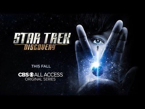 Star Trek: Discovery - First Look Trailer