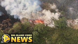 Hawaii Volcano Eruption Update - Wednesday Night (May 16, 2018)