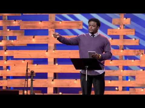 Jesus Came To Give Us Authentic Peace | Derwin Gray