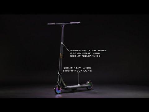 Blunt Envy SOB V3 IHC Scooter Forche-Cromo