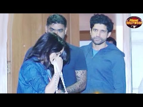 Farhan Akhtar– Shraddha Kapoor Meeting Privately To Keep Rumors Bills At Bay | Bollywood News