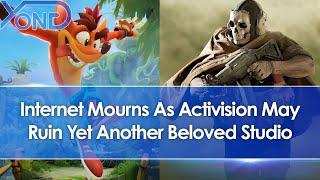 Activision Is Making Crash/Spyro Dev Toys For Bob Work On COD Warzone, Internet & Devs Mourn Loss