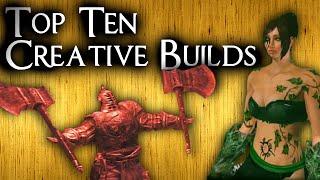 Dark Souls 2 - Top Ten Creative Builds! (19)