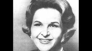 Kate Smith: If Ever I Would Leave You  (with lyrics)