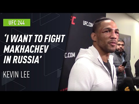 UFC 244: Kevin Lee wants Islam Makhachev fight in Russia