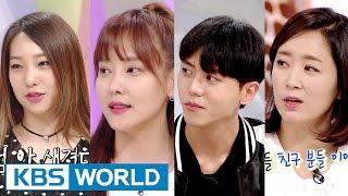 Hello Counselor - Dana, Joo Woojae, Yun Yuseon, Lee Jini [ENG/2016.06.27]