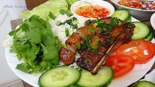 Cơm Sườn - Bí quyết ướp thịt Sườn cho món Cơm Tấm - Nướng Sườn với 3 loại Lò nướng by Vanh Khuyen