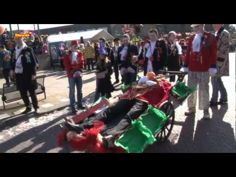 Optocht Prinsenbeek 2014 deel 1