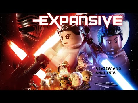 LEGO Star Wars The Force Awakens Gameplay Review 1080p [PS4] - EXP