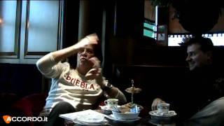 Vasco Indoor Tour 2010 - intervista a Maurizio Solieri - parte 1