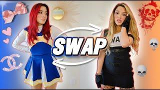 Sisters Swap Aesthetics *Halloween Edition*
