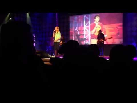 Hayden Lance at NewSpring Church