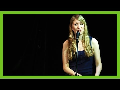 Rachel Parris: 'The Blues' - funny comedy song | ComComedy