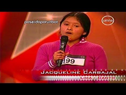 PERU TIENE TALENTO: Joven Sorprende al jurado Cantando en Frances 15/09/12