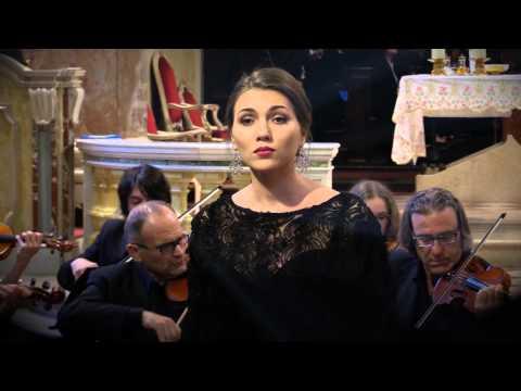 Ave Maria di Caccini (Vavilov) - Nina Solodovnikova
