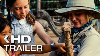 JURASSIC WORLD 2 Save The Dinosaurs Viral Clip & Trailer (2018)