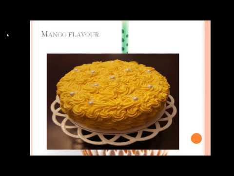 Order online eggless vanilla cake flavour shops in Mumbai