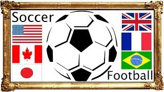 Why Is Football Called Soccer?