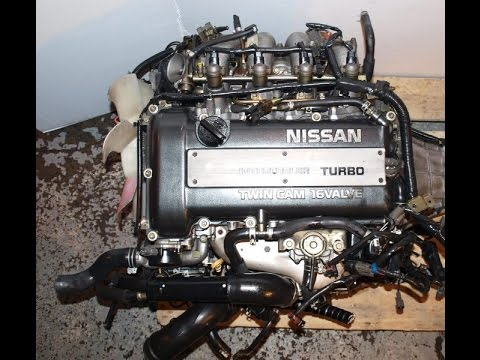 JDM Nissan Silvia S13 KS (180SX, 240SX) SR20DET Engine Swap, Turbo Drift Motor