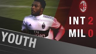 Inter-AC Milan 2-0 | AC Milan Youth Official