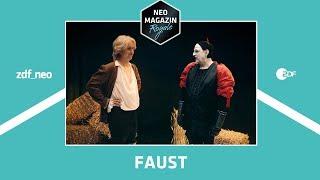 Letzte Stunde vor den Ferien: Faust | NEO MAGAZIN ROYALE mit Jan Böhmermann - ZDFneo