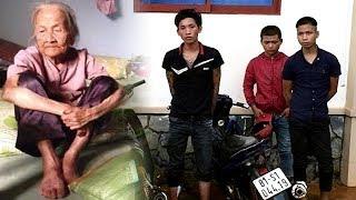 Cụ bà vé số 90 tuổi bị 3 nhóc teen H''i'ế''p chấn động Sài Gòn