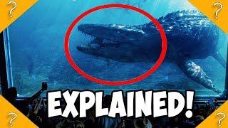 the MOST UNREALISTIC parts of Jurassic World: Fallen Kingdom EXPLAINED - 2018 movie trailer