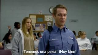 OITNB Crazy Eyes Fight (sub español)