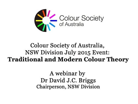 Traditional and Modern Colour Theory