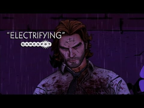 The Wolf Among Us - Episode 3 Accolades Trailer
