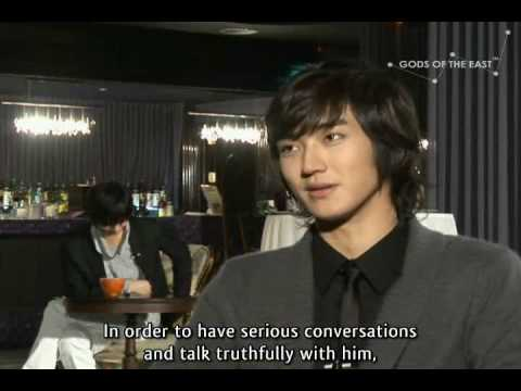 {GOE;SS} Super Junior Relay Talk #11 - Siwon to Heechul (eng)