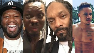 Celebs Reacts To Owing 50 Cent Money ( Snoop Dogg, Michael Blackson, Bow Wow, Rotimi)