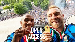 INTER 5-1 UDINESE | OPEN ACCESS | A day to remember! 🇮🇹🖤💙🏆🥳