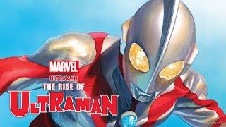 THE RISE OF ULTRAMAN #1 Trailer | Marvel Comics