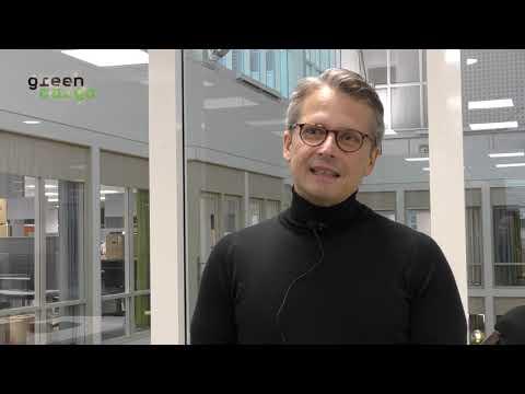 Lars Öquist Green Cargo 20 år