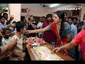 Shivani Rajasekhar birthday celebrations at Devnar School for the blind