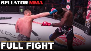 Full Fight | John Salter vs. Chidi Njokuani - Bellator 210
